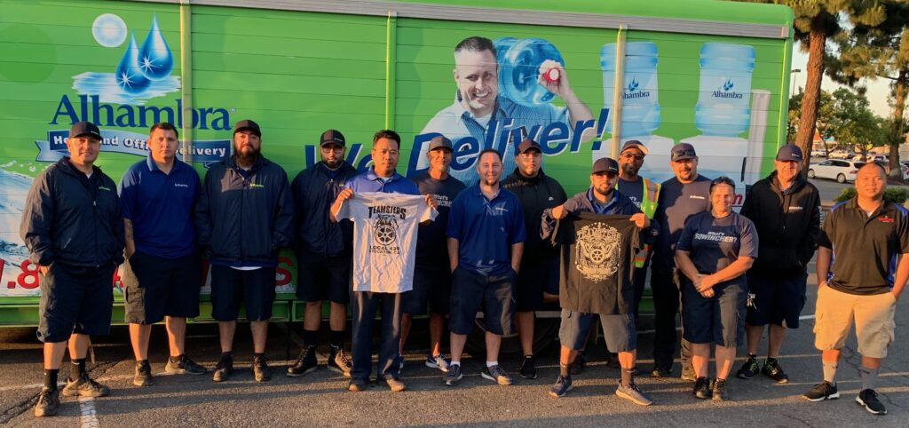 DS Services (Alhambra) workers vote for union representation